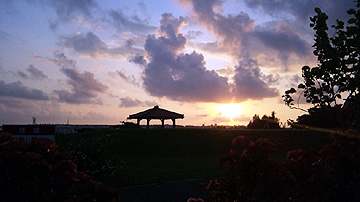 宮古島 かまま嶺公園
