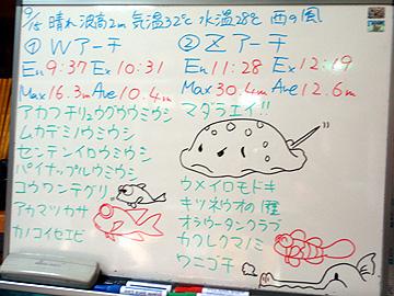 宮古島 ログデータ 2009/9/15
