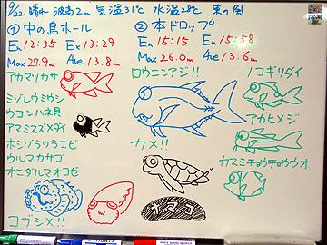 宮古島 ログデータ 2009/9/22