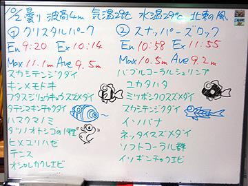 宮古島 ログデータ 2009/10/3
