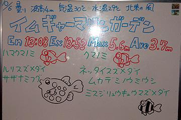 宮古島 ログデータ 2009/10/6