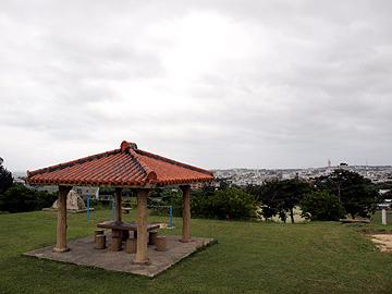 宮古島 カママ嶺公園