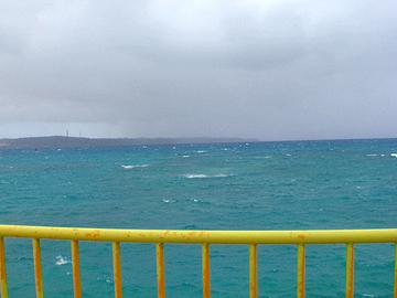 宮古島 トゥリバーからの景色