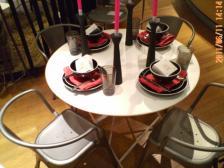 テラスコート用テーブル