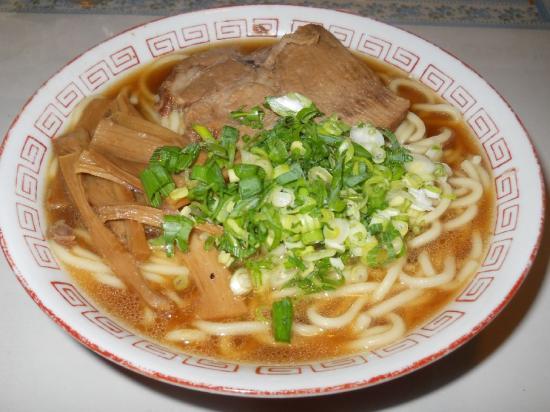 麺屋ごとう中華そば (1)