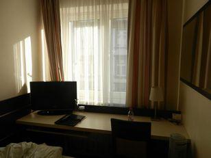 3イツ+フランクフルト Hotel Bristol+部屋419号+(2)