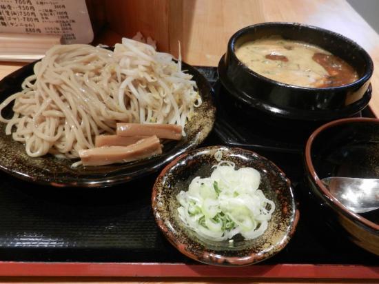 B2 かね扇+石鍋つけ麺 ヤンミニョム+(2)