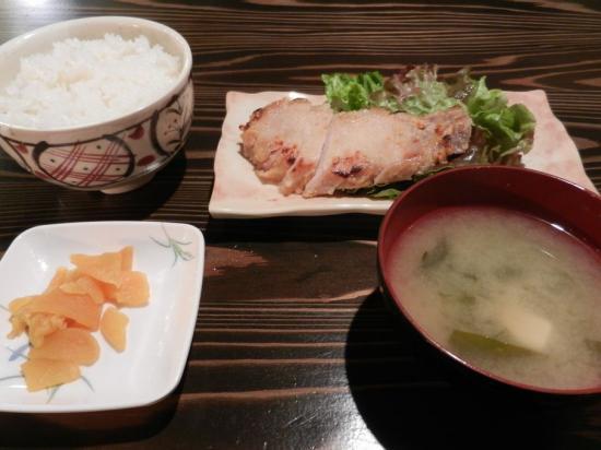 いとう精肉店 ランチ 豚味噌漬け+(1)