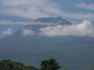 2011年7月22日 夏の富士山