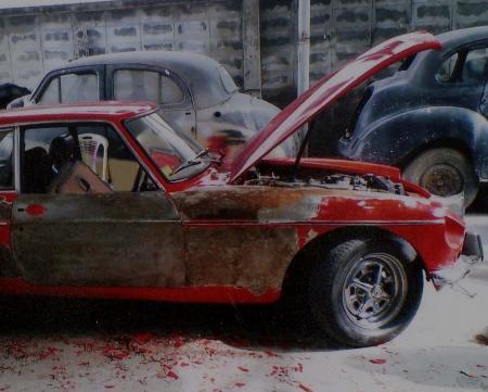 旧車レストア