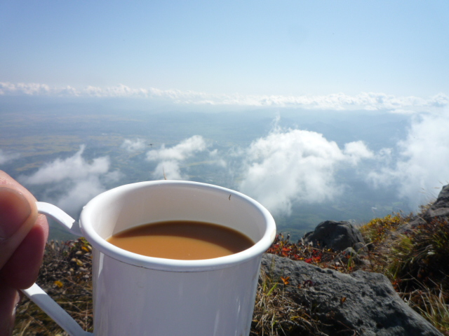 天空のハローコーヒー