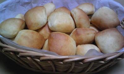 ひとくちパン