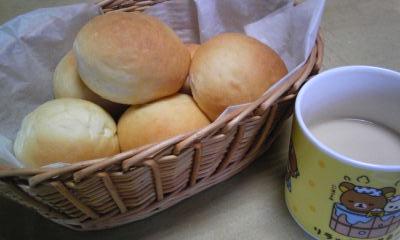 今日のパン1
