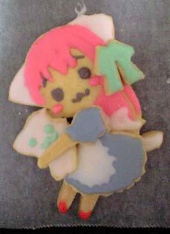 ねこクッキー