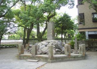 01 西郷隆盛 誕生之地碑 (30%)
