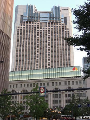スイスホテル・南海大阪1