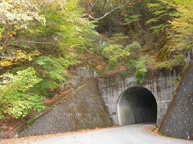 サンギリトンネル