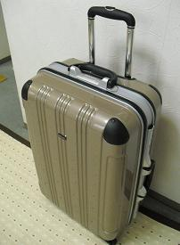 1 リーズナブルなスーツケース