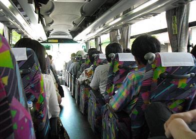 3 バス・車内