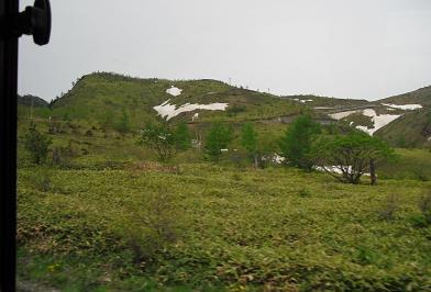 2 白根山へ