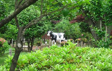 2 牛に引かれて善光寺