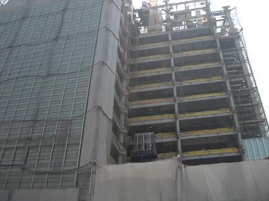 2 超高層ビル・建設現場