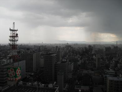 2 嵐が来る