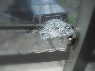 1 空き巣・窓ガラスa