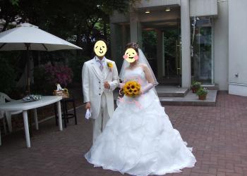 懐かしの結婚式