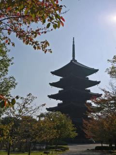 東寺五重塔