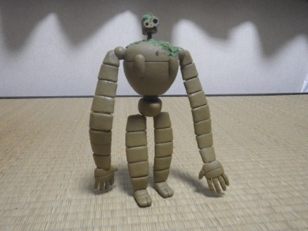 ロボット兵園丁