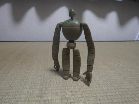 ロボット兵園丁後