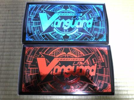 ヴァンガード始めよう青赤