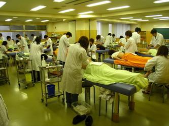 札幌青葉鍼灸柔整専門学校2