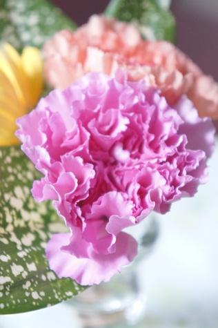 キャンドルサービスのお花