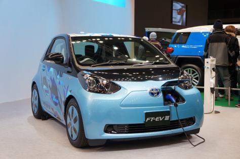 トヨタ電気