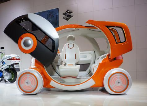 スズキコンセプトカー