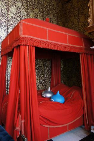 スライムの寝室