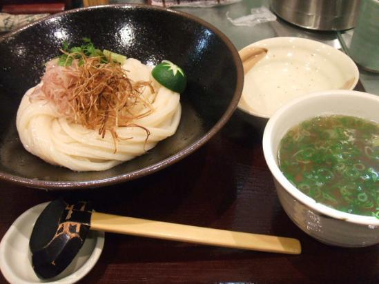 あさりのつけ麺