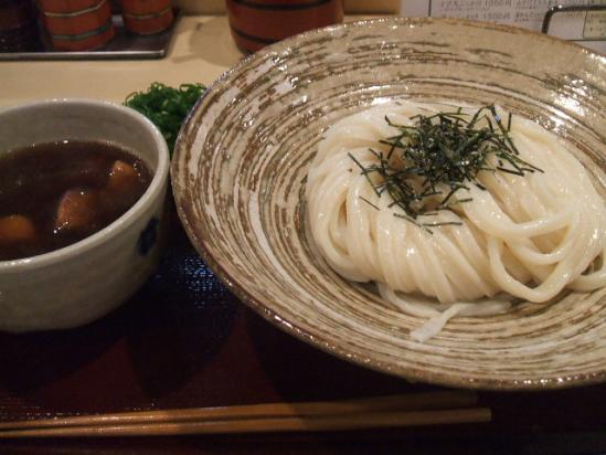 炙り焼きブタつけ麺