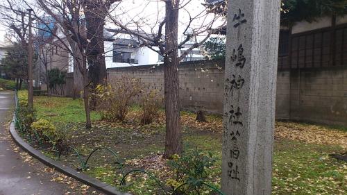 牛嶋神社旧地