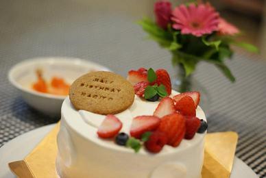 ハーフバースデーケーキ2