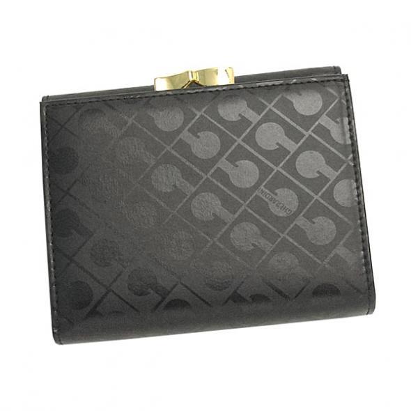 GHERARDINI(ゲラルディーニ)SOFTY BASIC BS15 Wホック折り財布