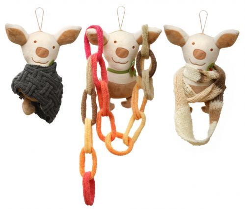 吊るし豚3連