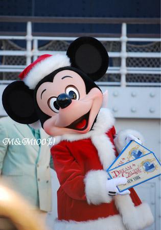 2007クリスマスオーバー・ミッキー00