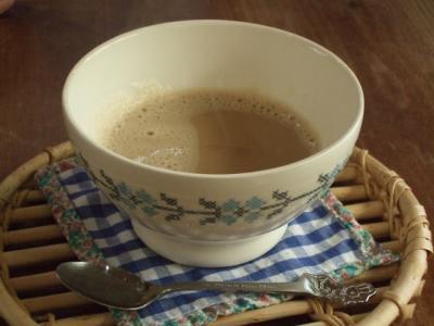 カフェオレはカップが選べます!