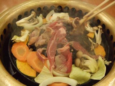ジンギスカン&焼肉