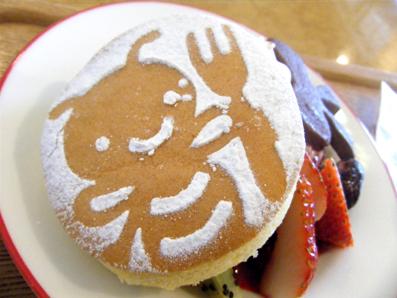 『カレルチャペック』のショートケーキ
