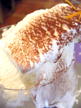 『ロクシタン カフェ』チョコレートミルクティー