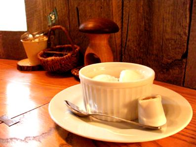 『クルミドコーヒー』のアイス